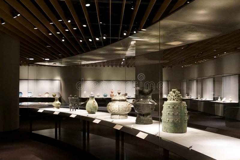 东京国立博物馆画廊  库存图片