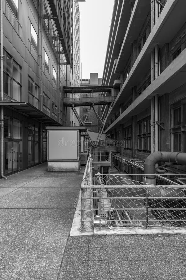 E r 大学的历史建筑 免版税图库摄影