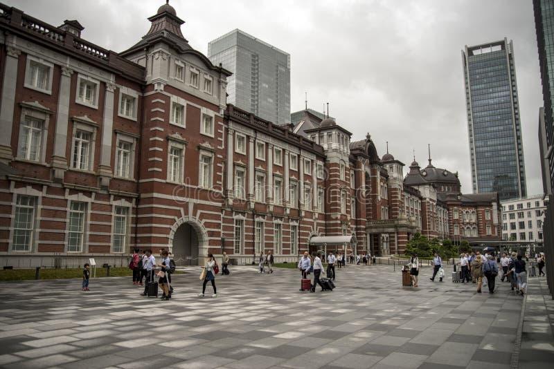 东京站,日本 图库摄影