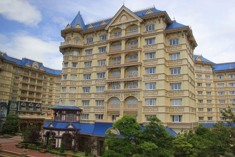 东京迪斯尼乐园旅馆 免版税图库摄影