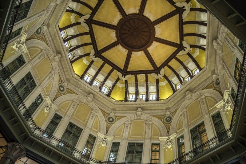 东京驻地 大厦,天花板 免版税库存照片