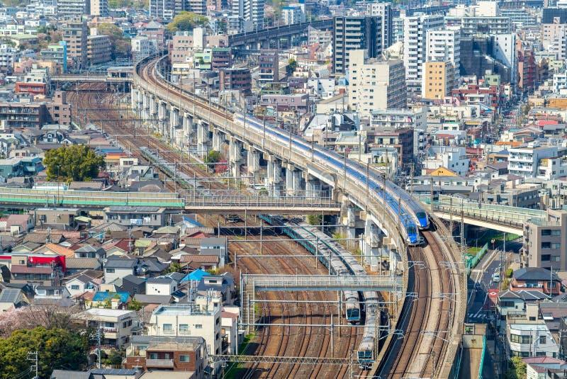 日本地铁_东京,日本铁路和地铁系统