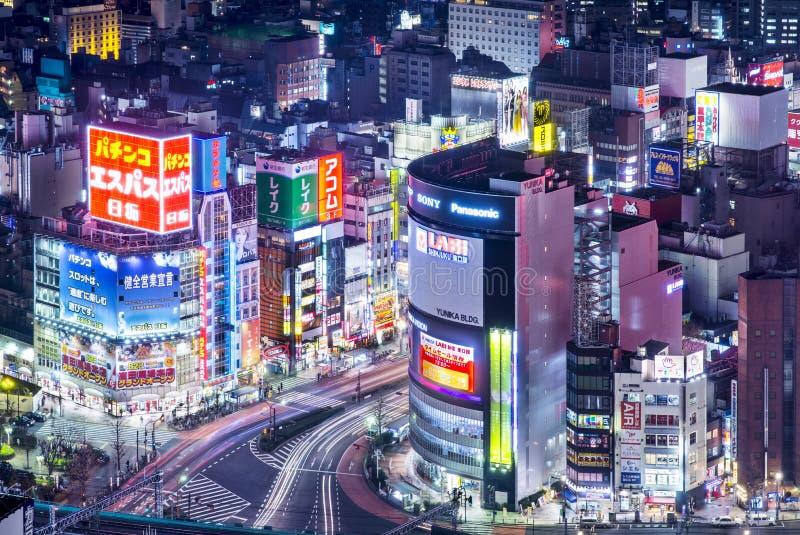 东京,日本 图库摄影
