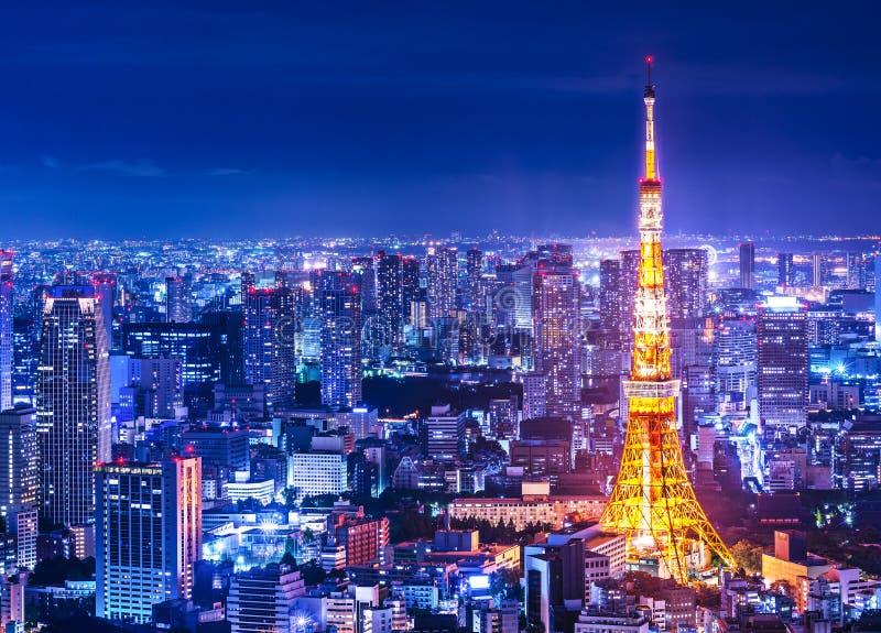 东京,日本 免版税库存照片