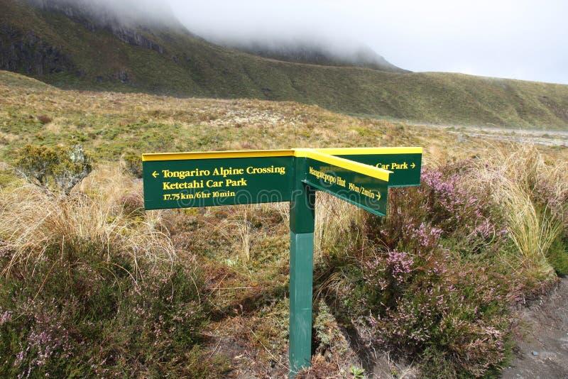 东格里罗国家公园,新西兰 库存图片