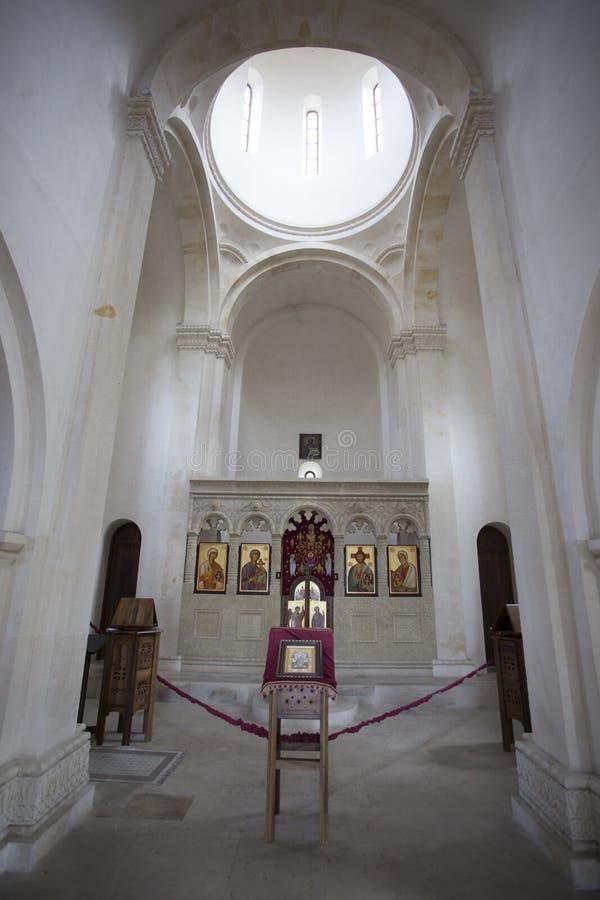 东正教在巴统,乔治亚 免版税库存照片