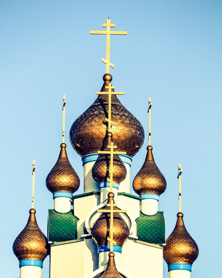 东正教教会 免版税库存图片