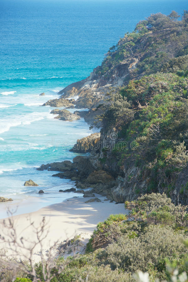 东海岸澳大利亚 免版税库存图片