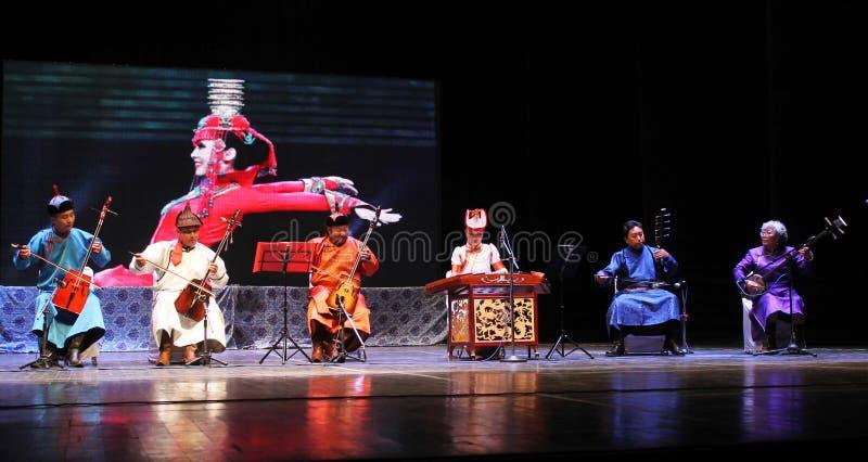 丝绸之路印度支那音乐节-2018的第3编辑 库存图片