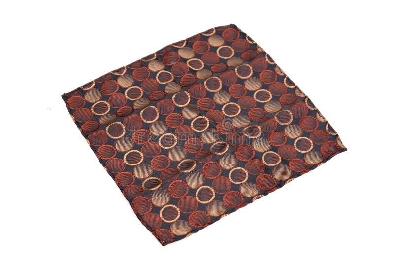 丝绸手帕 免版税库存照片
