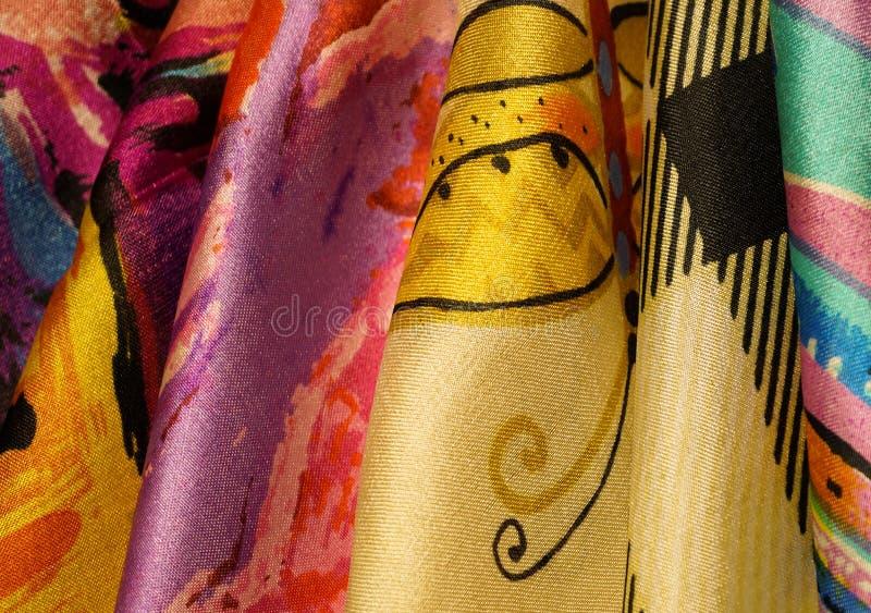 丝绸缎 免版税库存图片