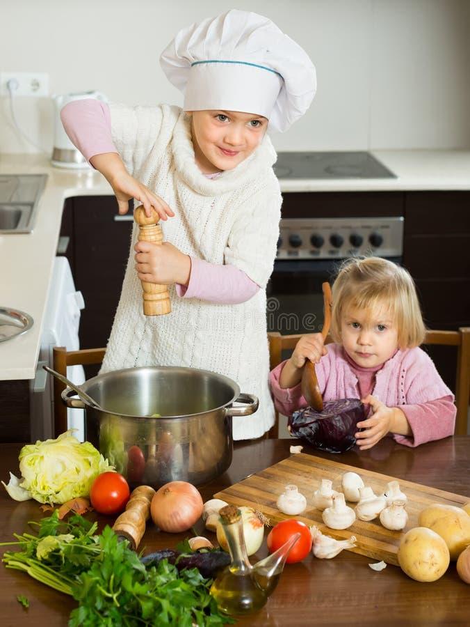 Download 两个妹在家厨房 库存图片. 图片 包括有 偶然, 户内, 妓院, 圆白菜, 休闲, 少许, 乐趣, 任何地方 - 59101845