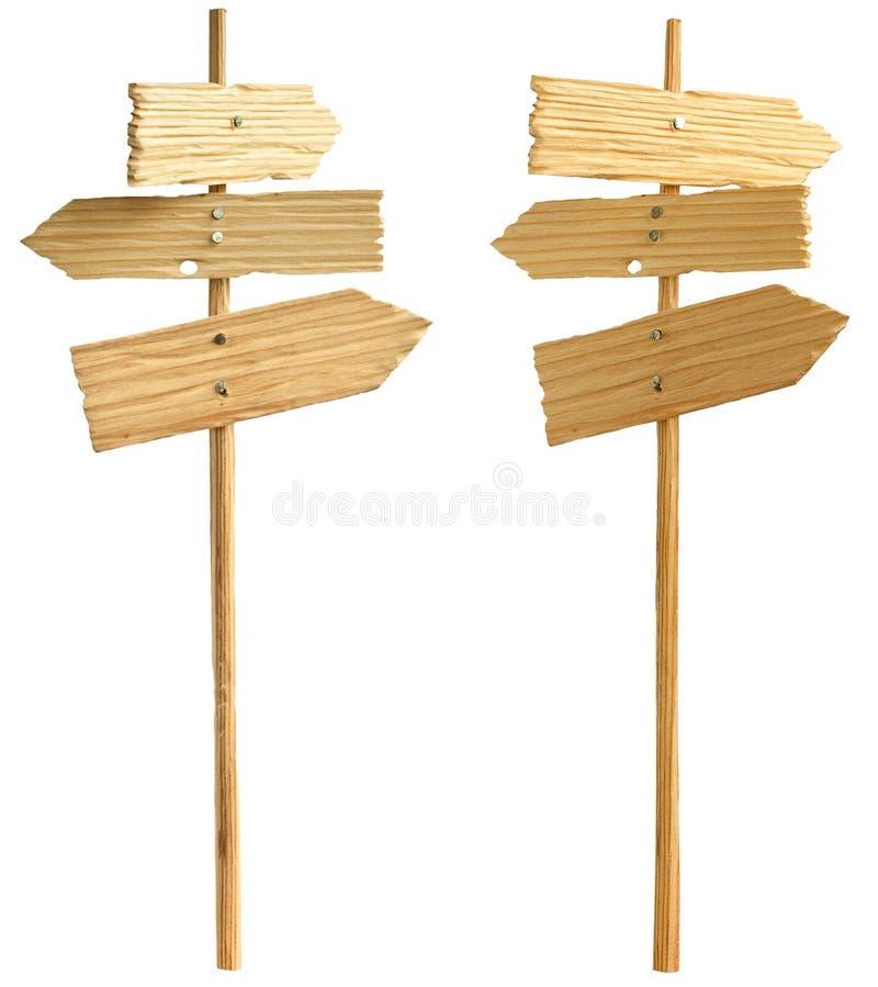 两木尖 免版税库存图片