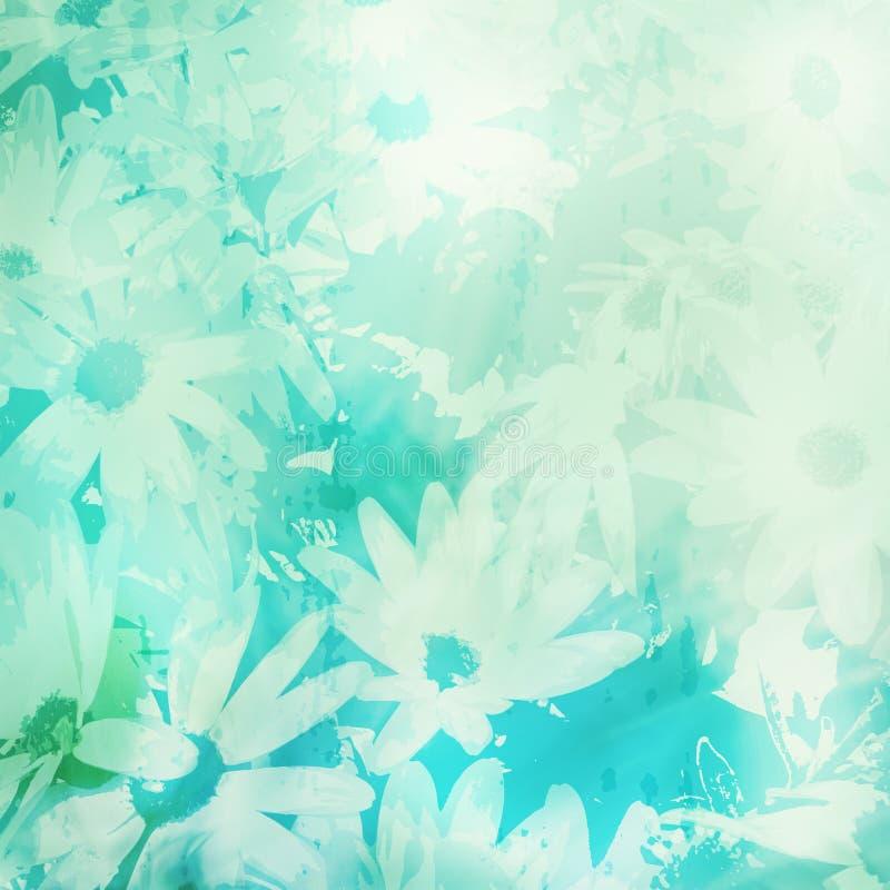 8个背景eps文件花卉包括的向量葡萄酒 库存例证