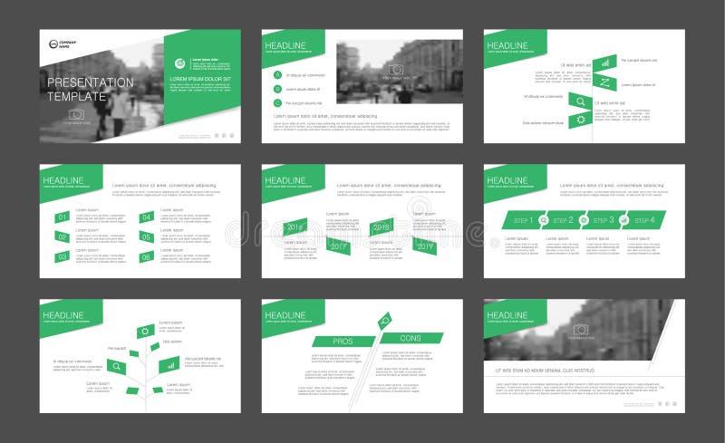 10个要素eps infographics 向量例证