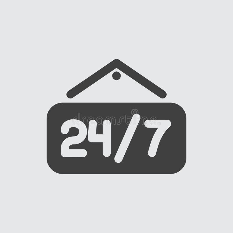 24 7个象例证 皇族释放例证
