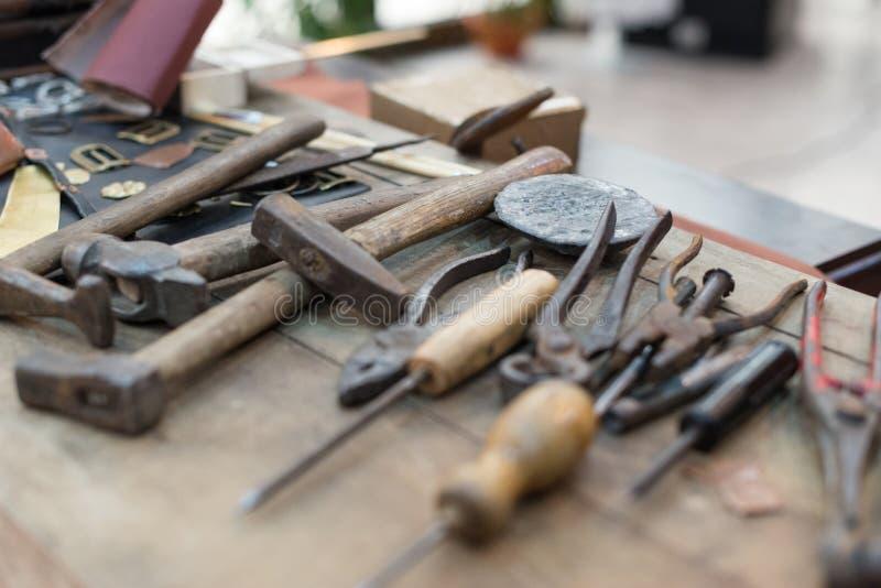中世纪乐器 图库摄影