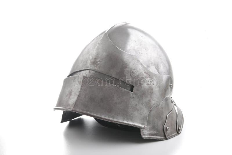 中世纪古老的盔甲 免版税库存照片