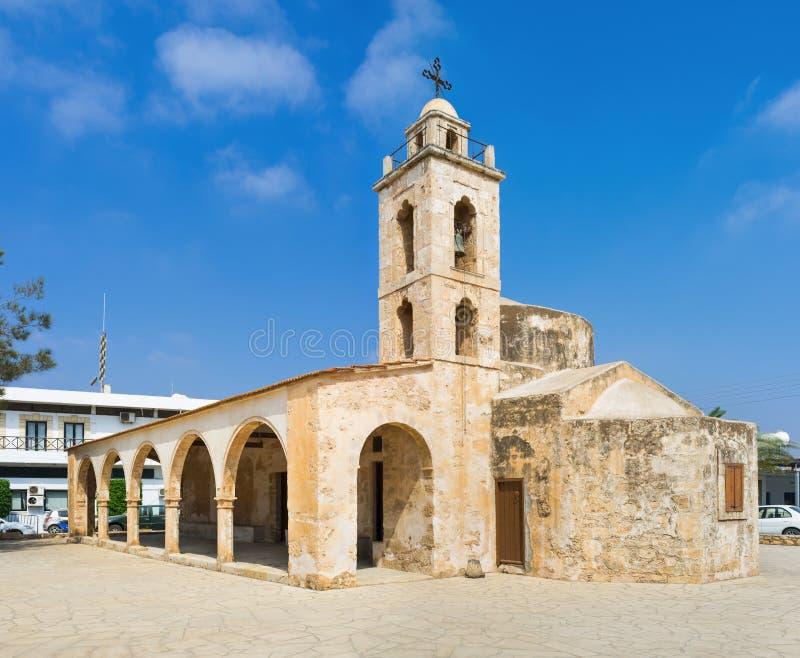 中世纪教堂 免版税库存照片