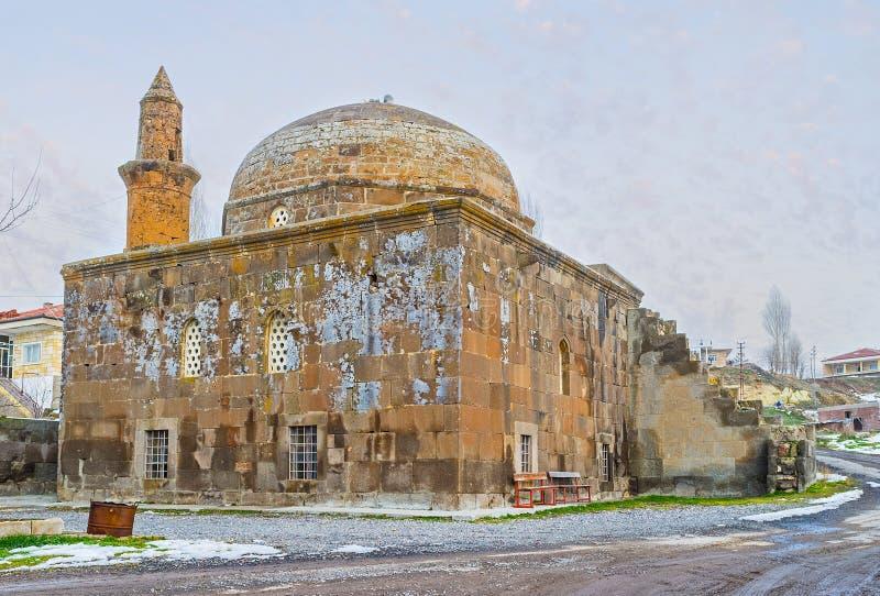 中世纪清真寺 库存照片