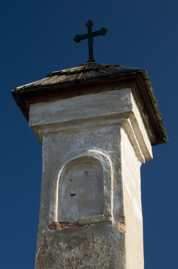 中世纪纪念碑宗教信仰 免版税库存照片