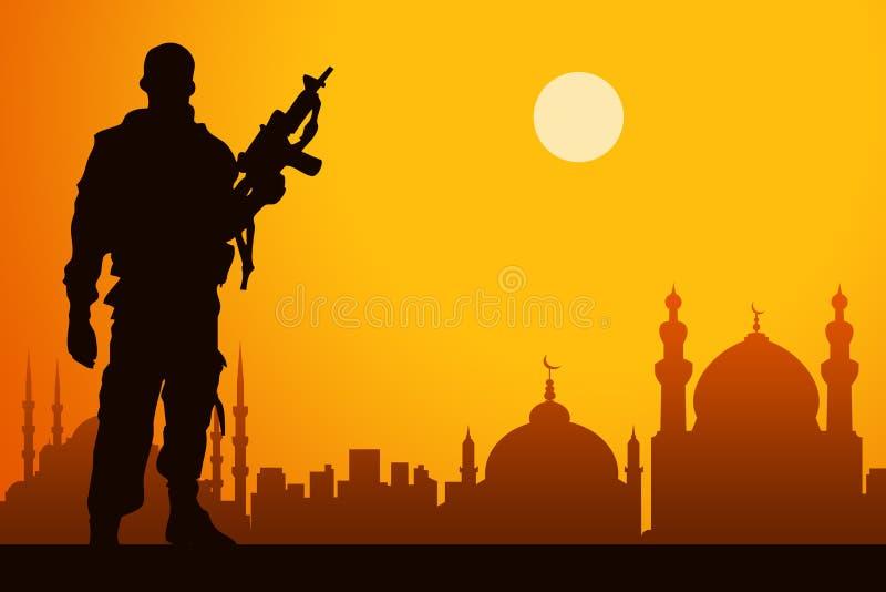 中东战争 皇族释放例证