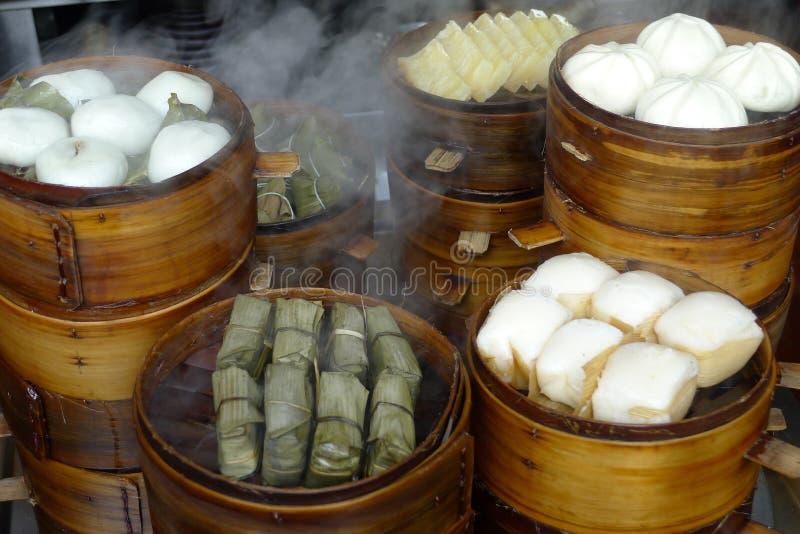 中国人成都快餐 免版税图库摄影