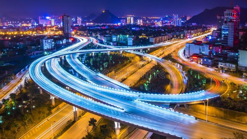 中国人那坡天桥 免版税库存照片