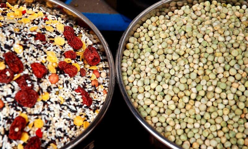 中国农产品 库存照片