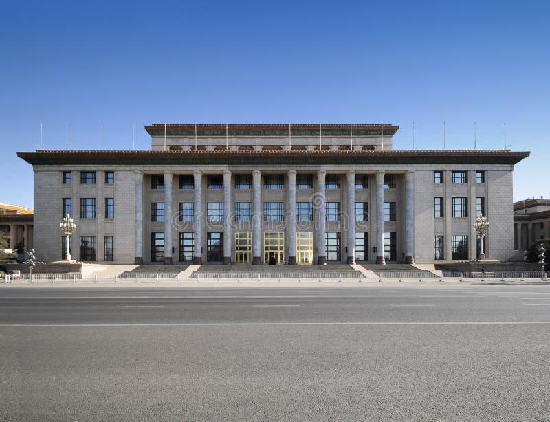 中国大厅议会 免版税库存照片