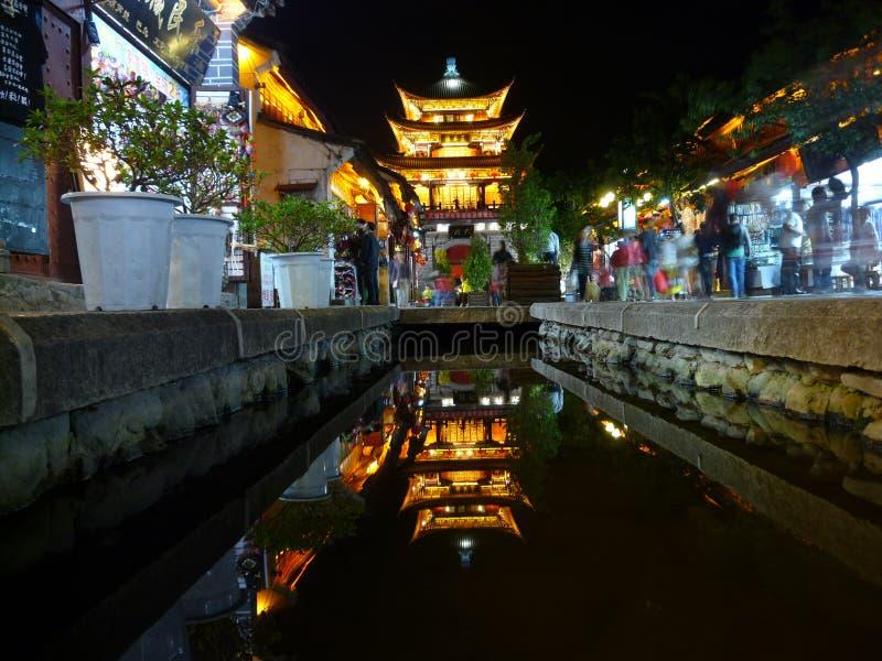 中国大理Wuhua大厦 图库摄影