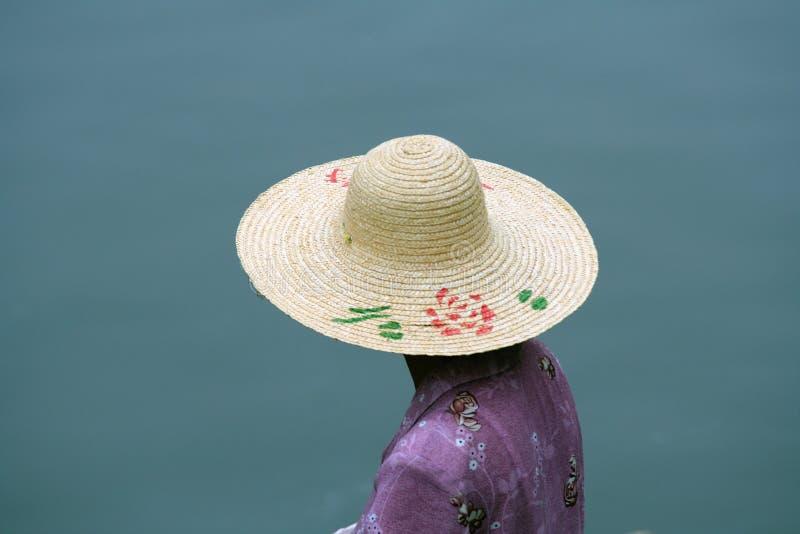 中国妇女 免版税图库摄影