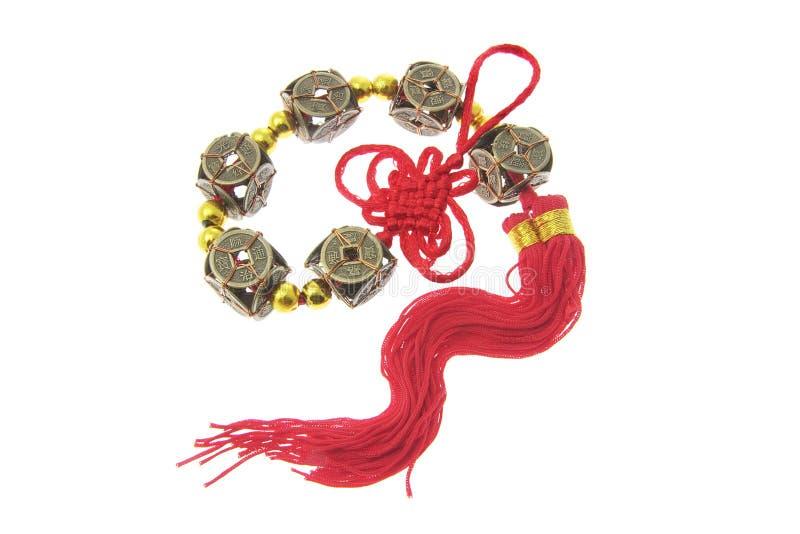 中国小装饰品 免版税库存图片