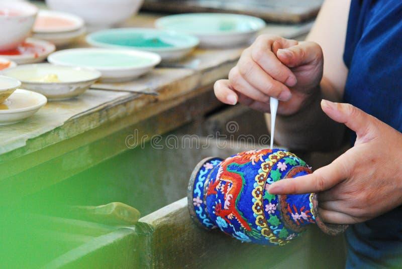 中国工匠,中国 库存照片