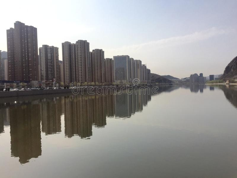 中国市 库存照片