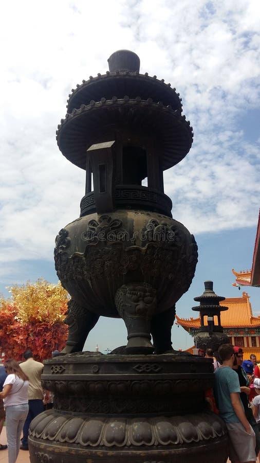 中国文化 免版税库存照片