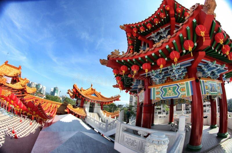 中国新年度庆祝 免版税库存图片