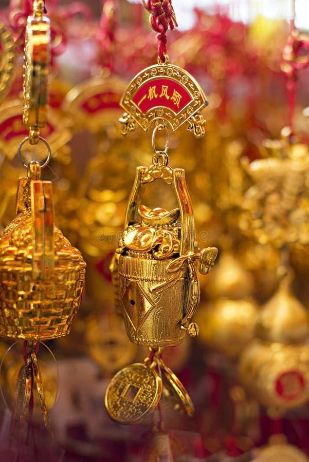 中国新的装饰品年 图库摄影