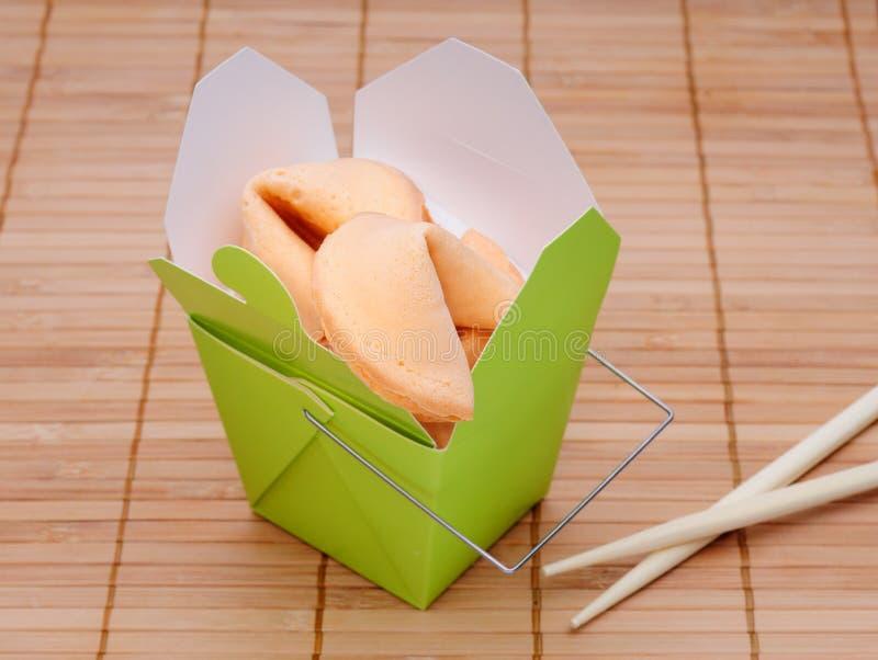 中国曲奇饼 免版税库存图片