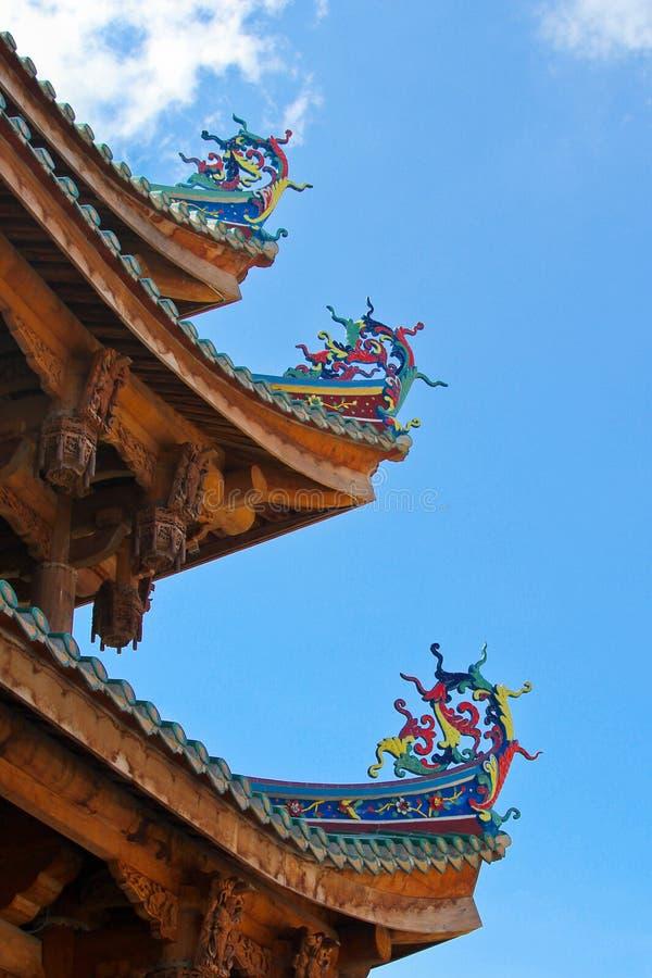 中国模式 库存图片
