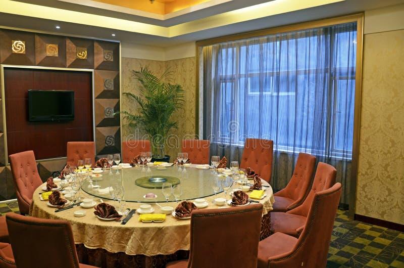 中国正餐 免版税库存图片