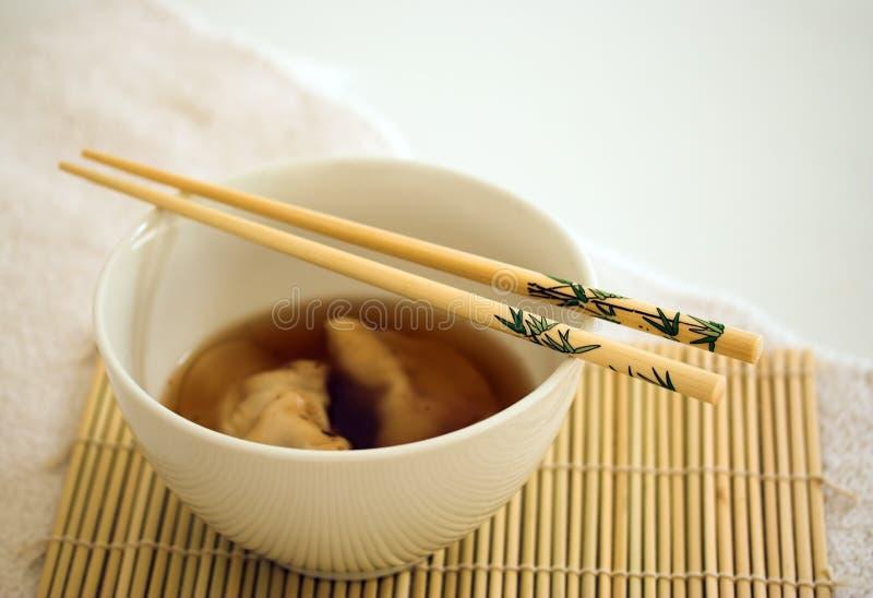 中国汤 库存图片