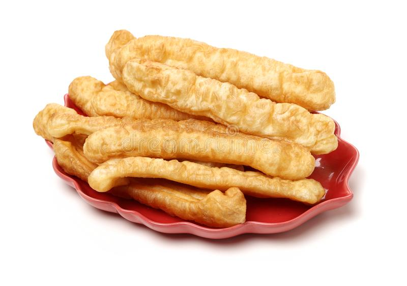 中国油炸馅饼 图库摄影
