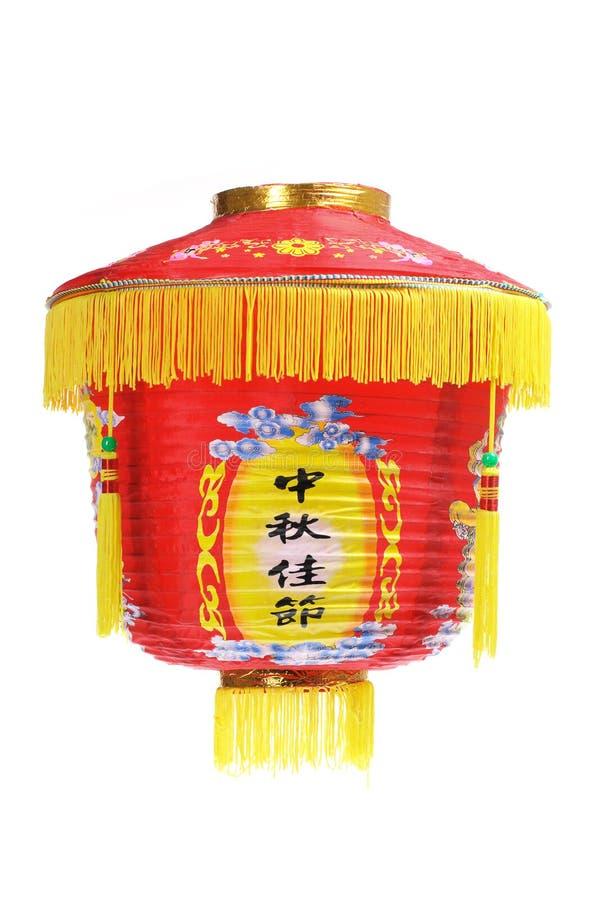 中国灯笼纸张 免版税图库摄影