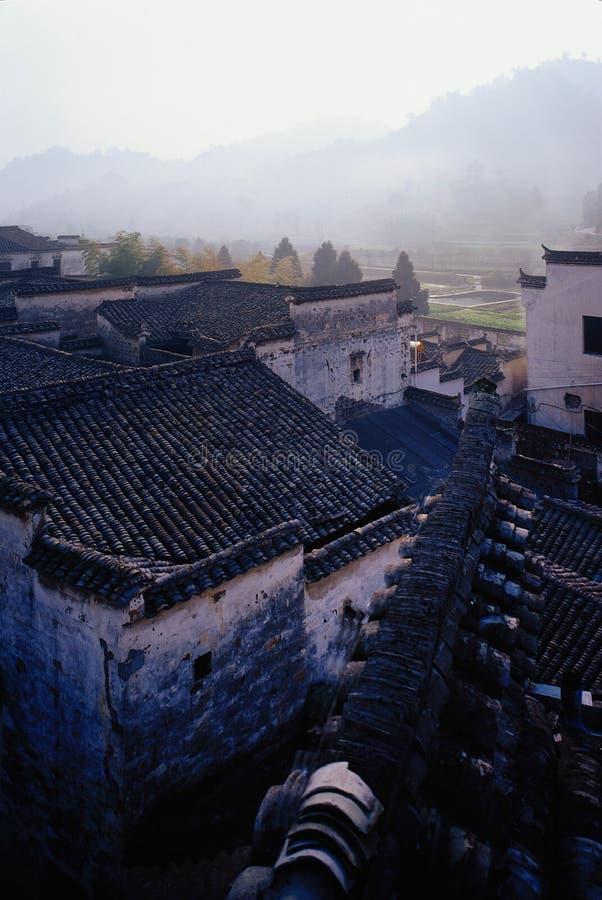 中国的老房子 库存图片