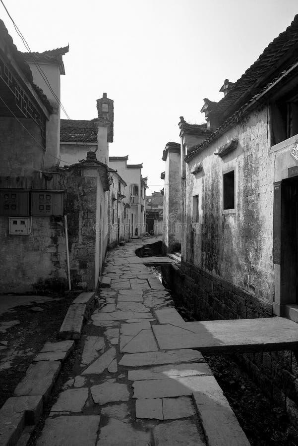 中国的老房子 库存照片
