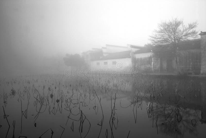 中国的老房子 图库摄影
