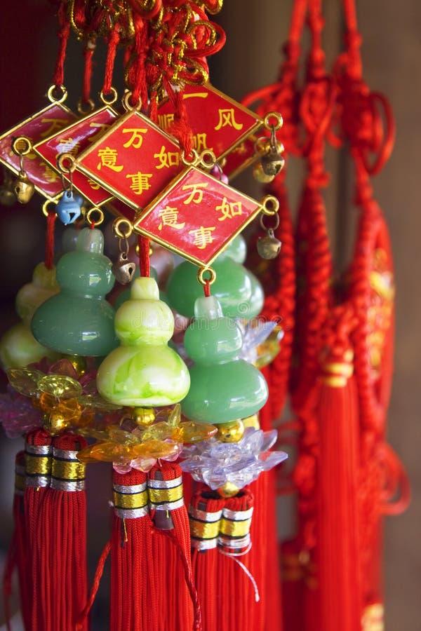 中国纪念品 免版税库存照片