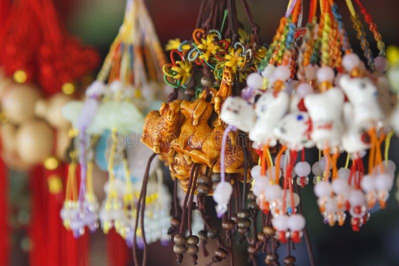 中国纪念品 图库摄影
