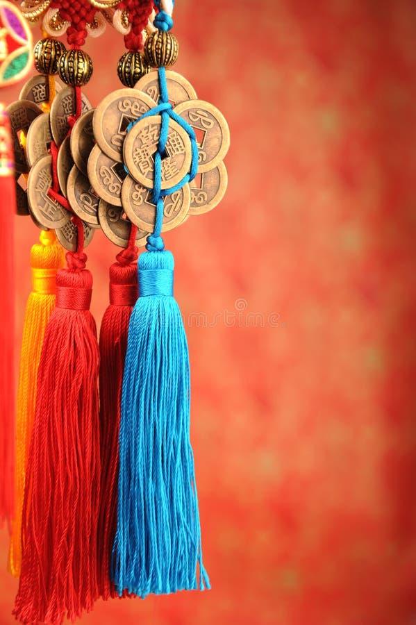 中国结幸运的新年度 图库摄影